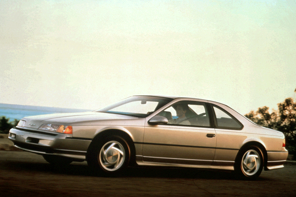 1990-97 Ford Thunderbird | Consumer Guide Auto on