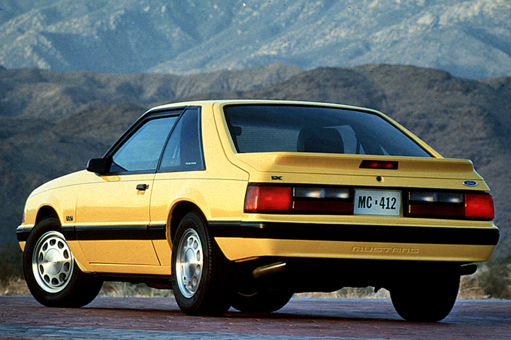 1990-93 Ford Mustang | Consumer Guide Auto