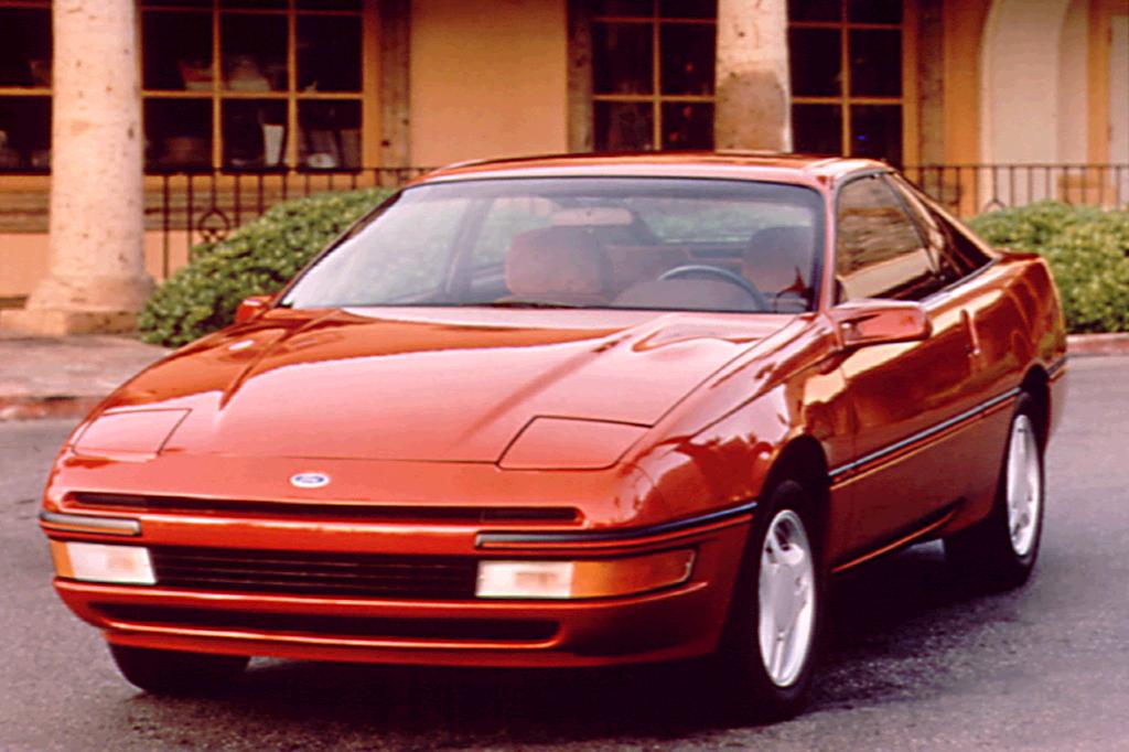 1990 92 Ford Probe Consumer Guide Auto