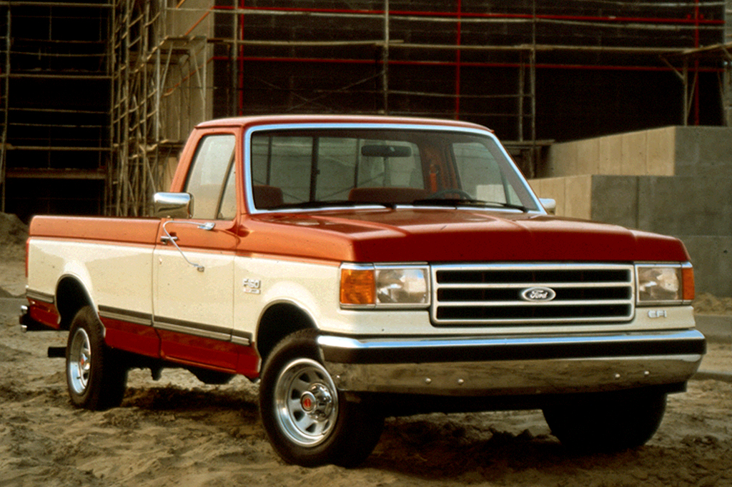 1990 96 Ford F 150 250 Pickup Consumer Guide Auto