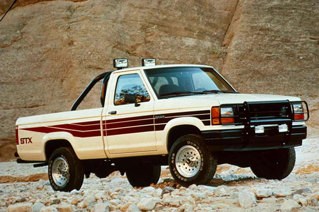 1990-92 Ford Ranger | Consumer Guide Auto