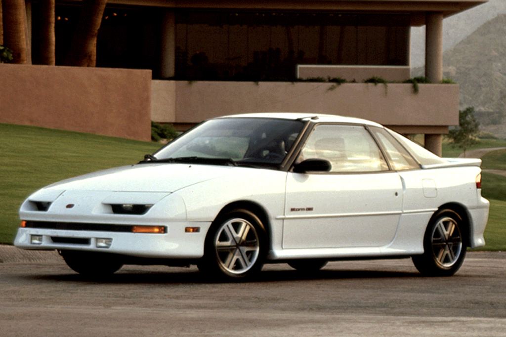 Best Car Warranty >> 1990-93 Geo Storm | Consumer Guide Auto