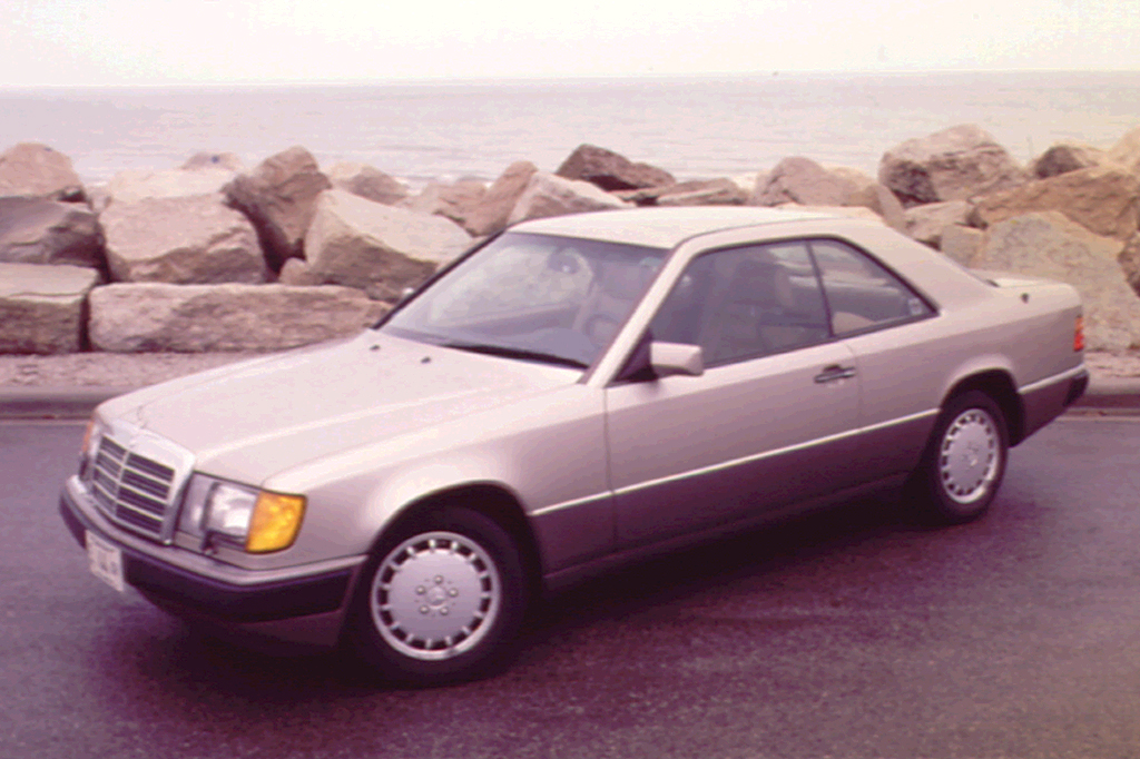 Extended Warranty For Used Cars >> 1990-95 Mercedes-Benz 300/E-Class | Consumer Guide Auto