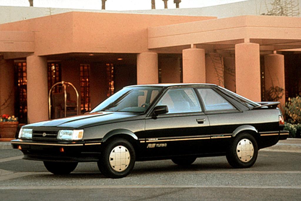1990 94 Subaru Loyale Consumer Guide Auto