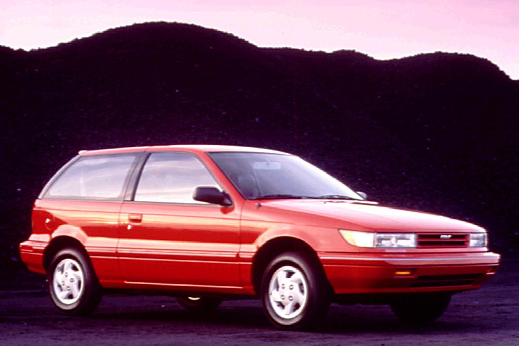 Car Seat Recall >> 1990-92 Dodge Colt | Consumer Guide Auto