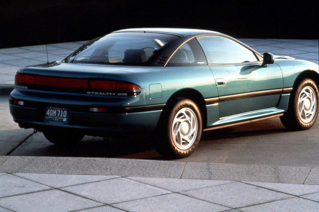 1991-96 Dodge Stealth | Consumer Guide Auto