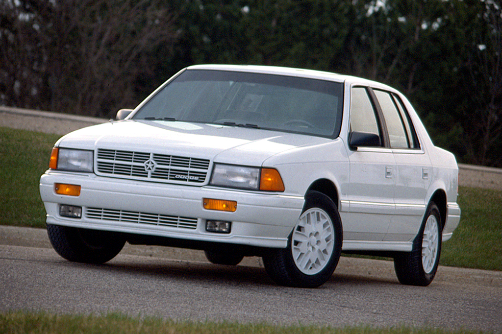 1990 95 Dodge Spirit Consumer Guide Auto