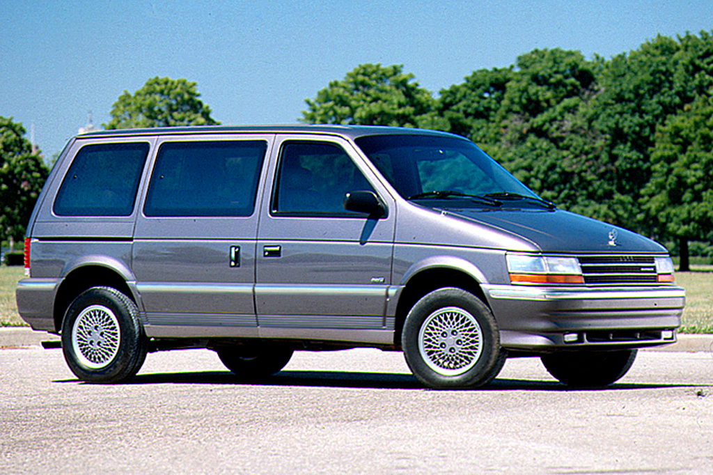 1991 95 Plymouth Voyager Consumer Guide Auto