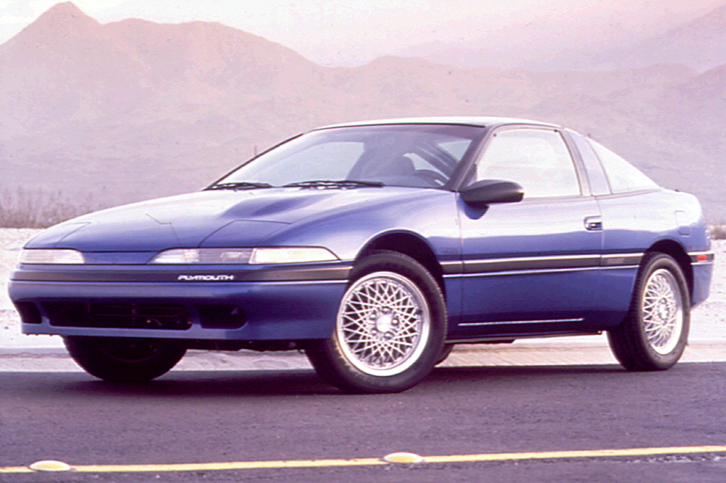 1990-94 Plymouth Laser | Consumer Guide Auto