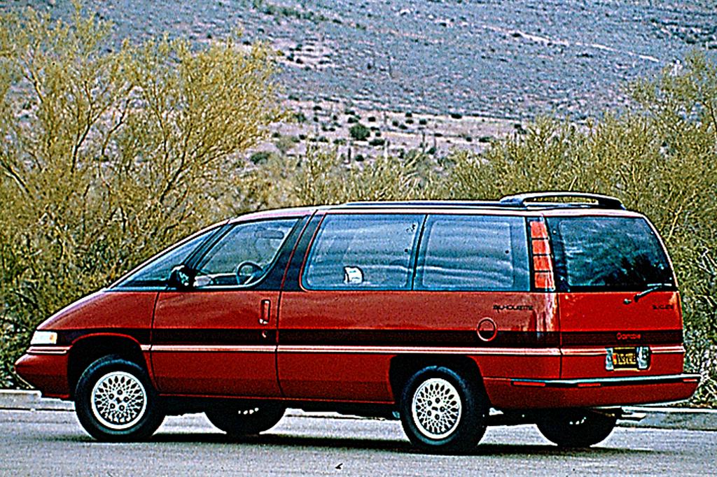 1990 96 oldsmobile silhouette consumer guide auto 1990 96 oldsmobile silhouette