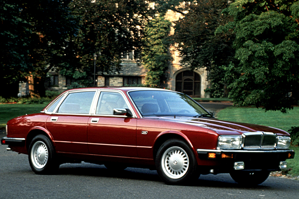 Extended Warranty For Used Cars >> 1990-94 Jaguar XJ6/XJ12 | Consumer Guide Auto