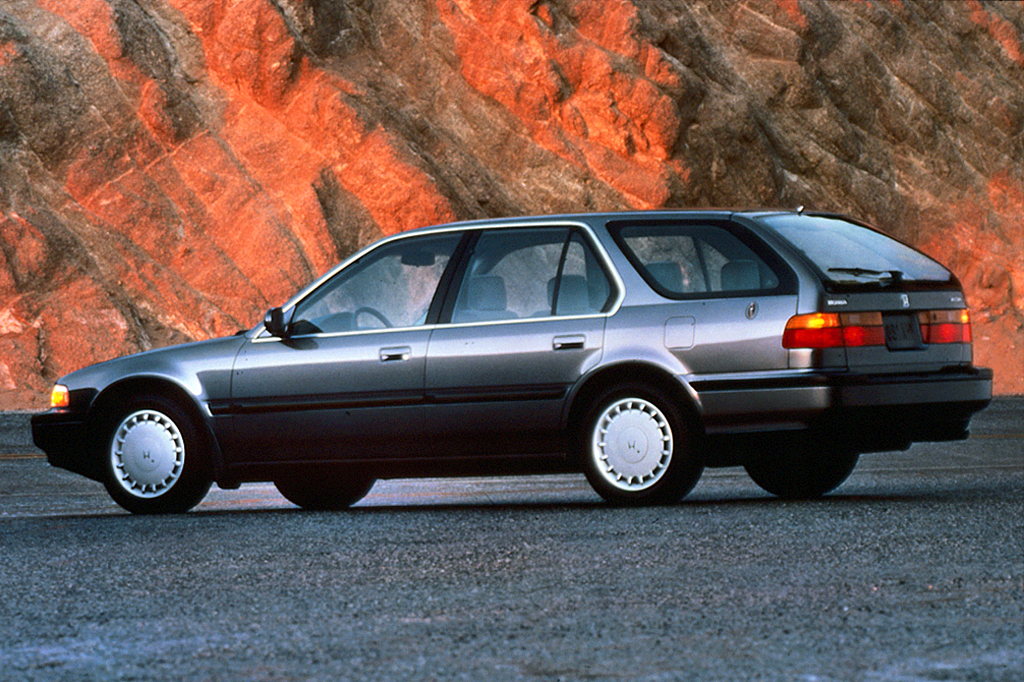 1990-93 Honda Accord | Consumer Guide Auto
