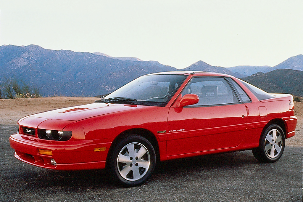 1990-92 Isuzu Impulse | Consumer Guide Auto