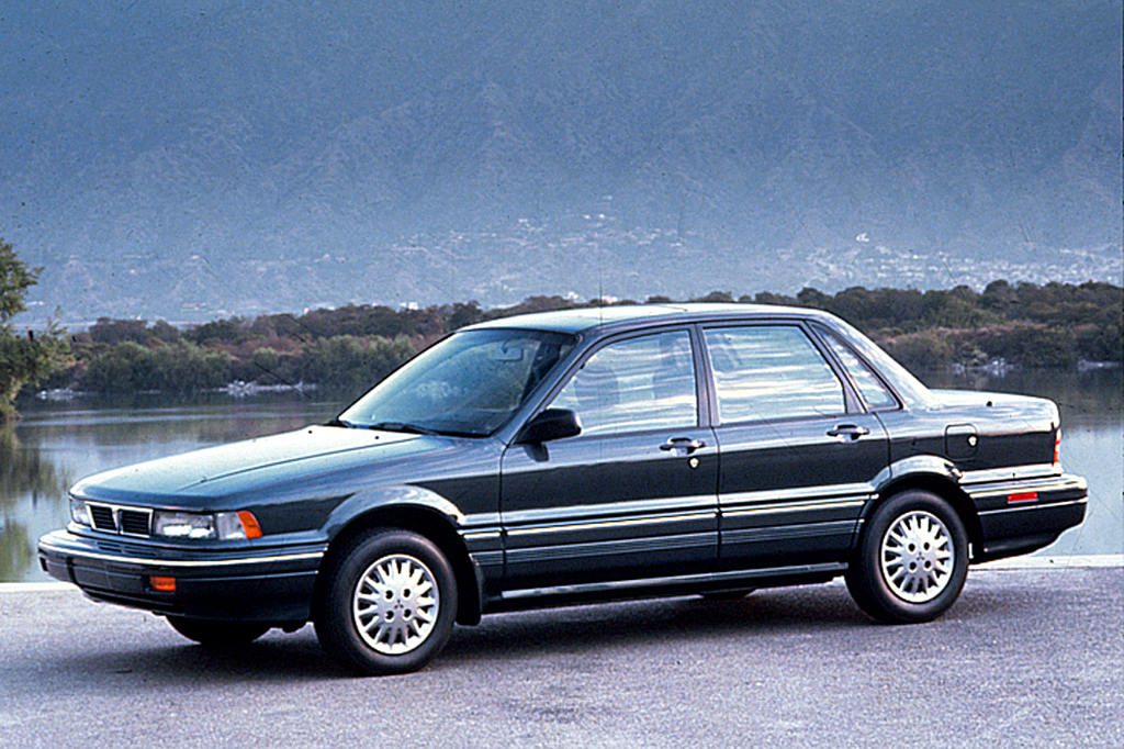 Certified Used Cars >> 1990-93 Mitsubishi Galant | Consumer Guide Auto