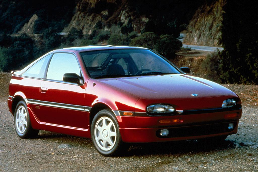1991-93 Nissan NX | Consumer Guide Auto