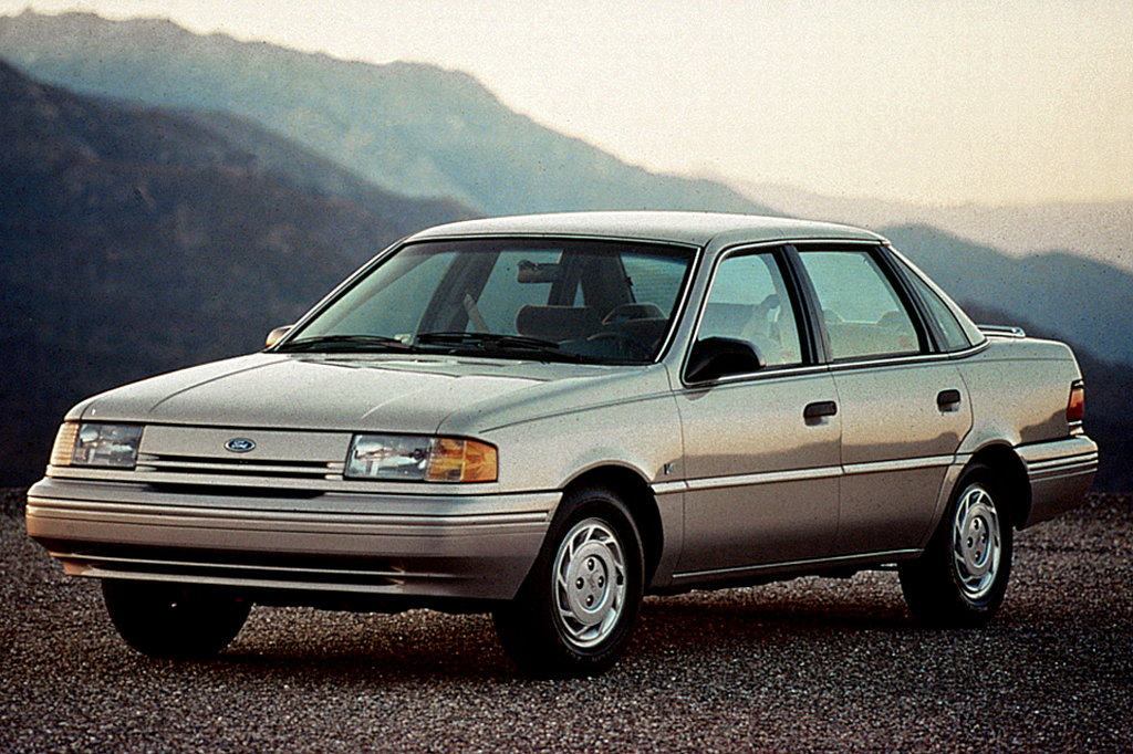 on 1993 Ford Tempo Specs