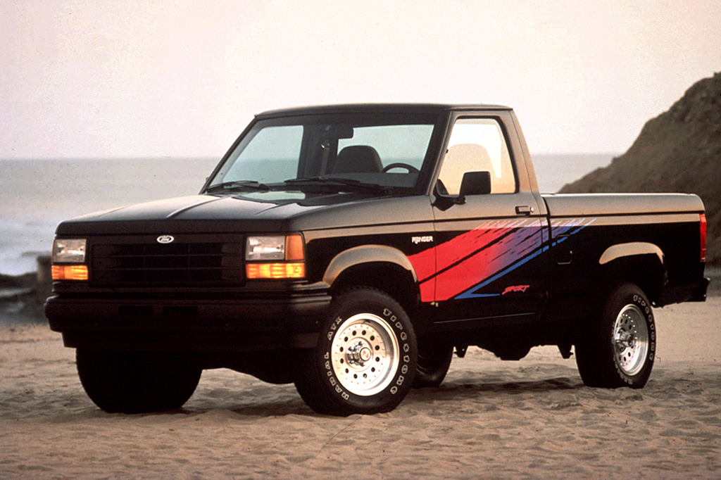 ford ranger 1997 oil type