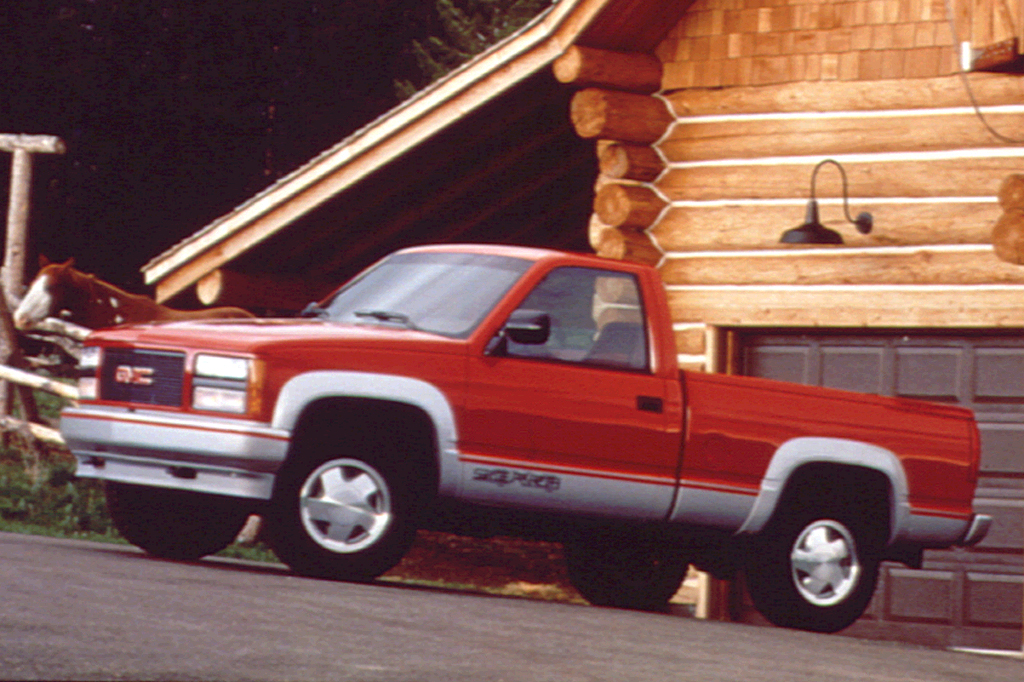 1993 gmc sierra 3500 weight