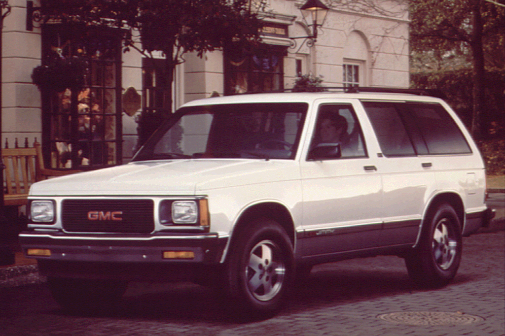1990-94 GMC Jimmy | Consumer Guide Auto