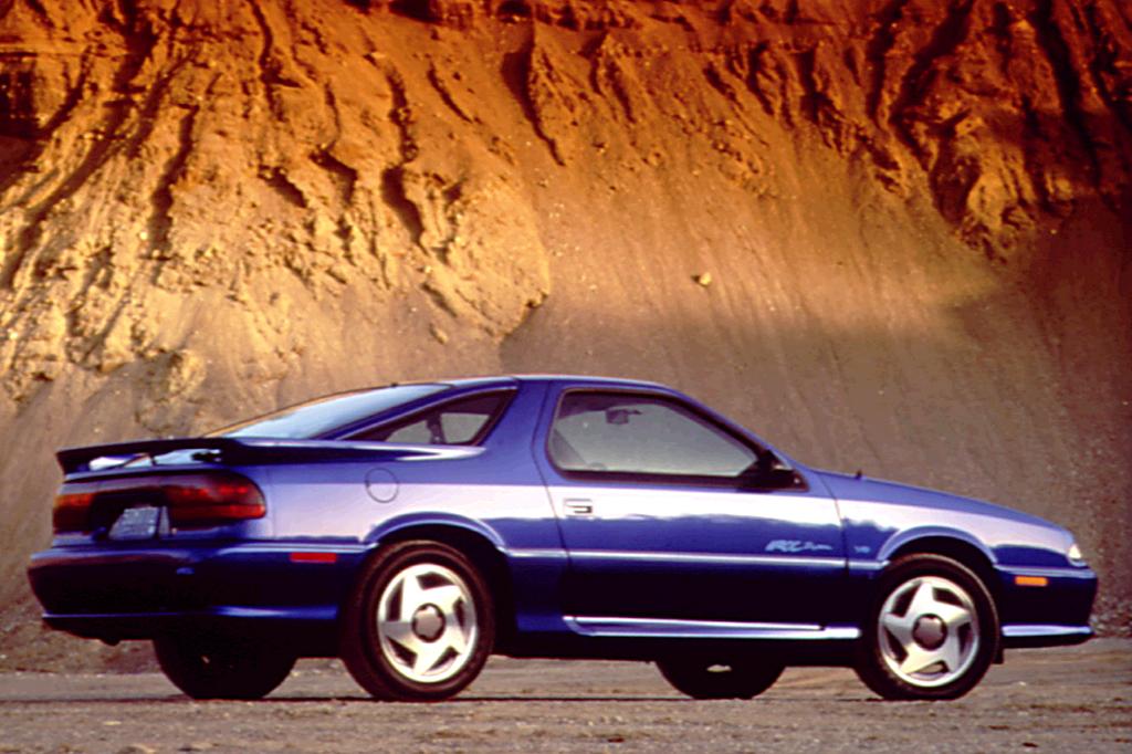 1990 93 Dodge Daytona Consumer Guide Auto