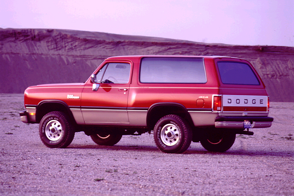 1990 93 Dodge Ramcharger Consumer Guide Auto