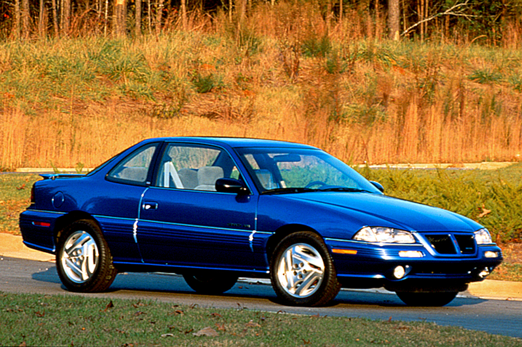 1995 pontiac grand am gt sport coupe