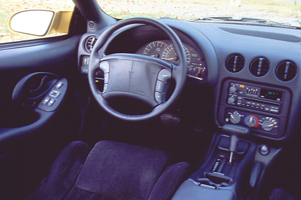 2000 pontiac firebird v6 manual