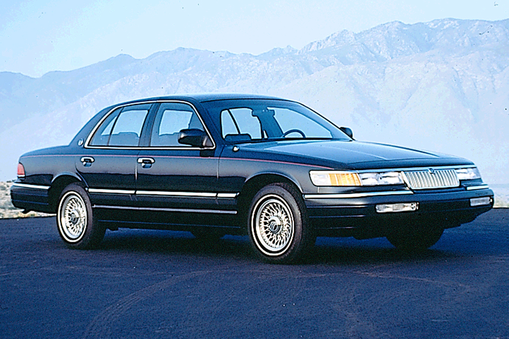 1992-11 Mercury Grand Marquis | Consumer Guide Auto