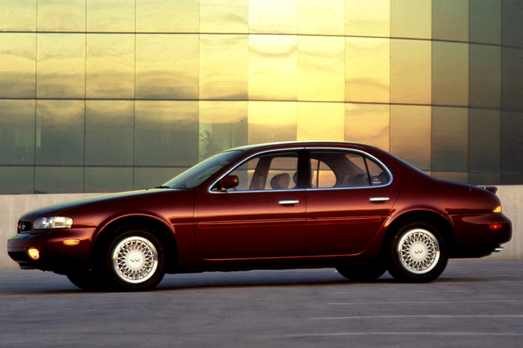 Best Extended Auto Warranty >> 1993-97 Infiniti J30 | Consumer Guide Auto
