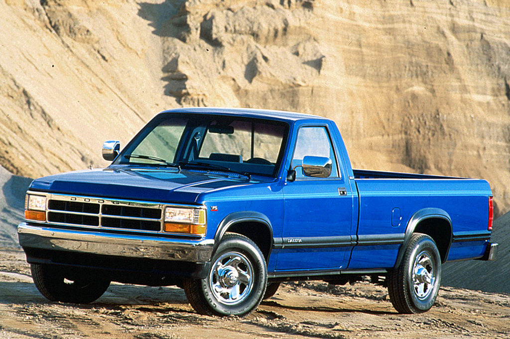 1990 96 Dodge Dakota Consumer Guide Auto