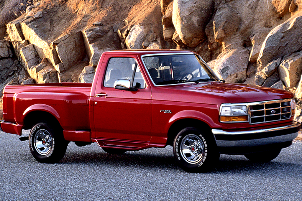 1994 ford f150 bed length