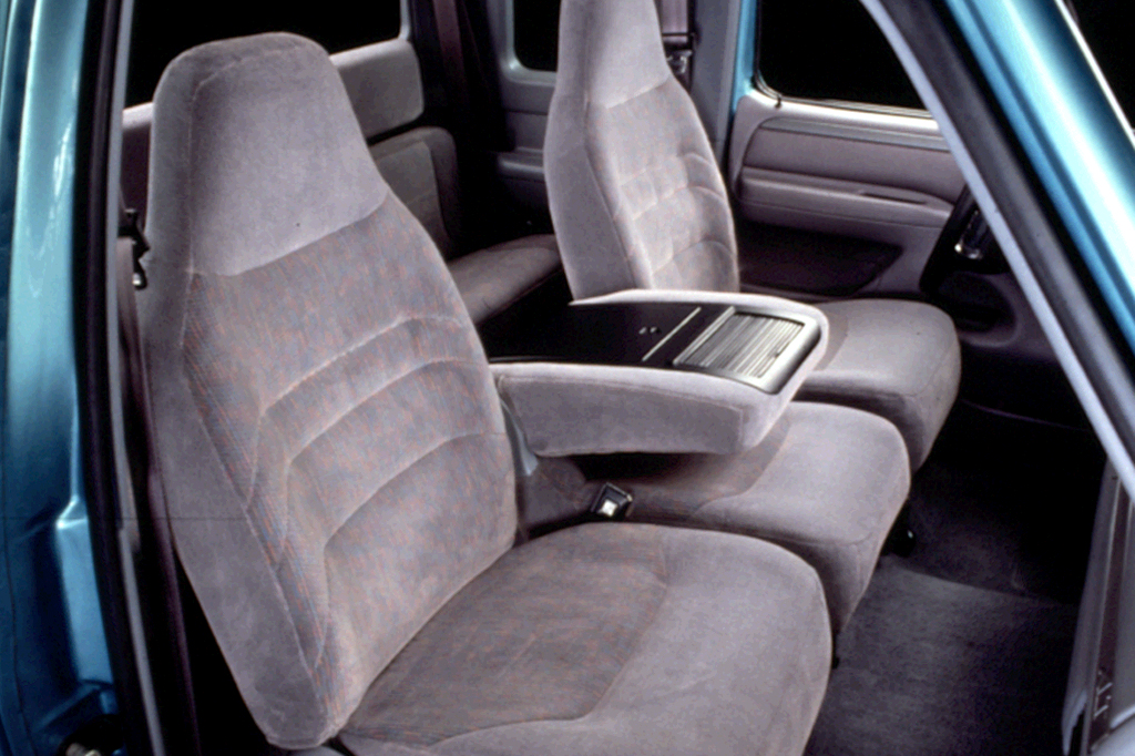 Ford Bronco Bench Seat Covers