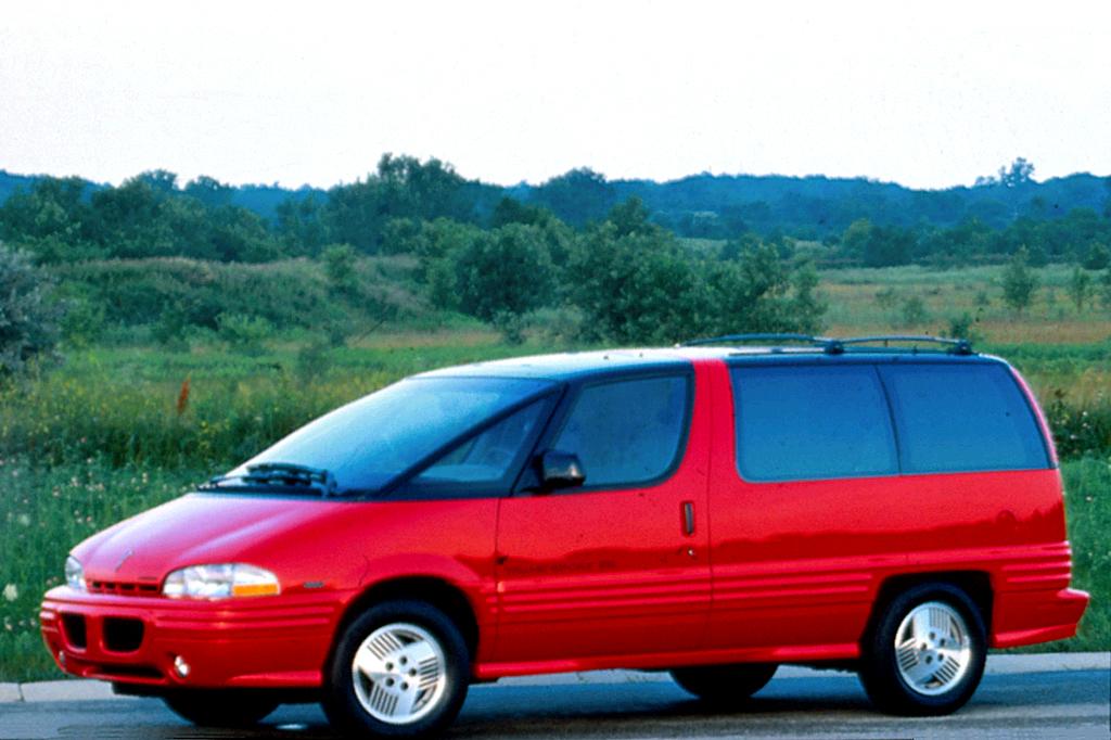 1990-96 Pontiac Trans Sport | Consumer Guide AutoConsumer Guide Auto