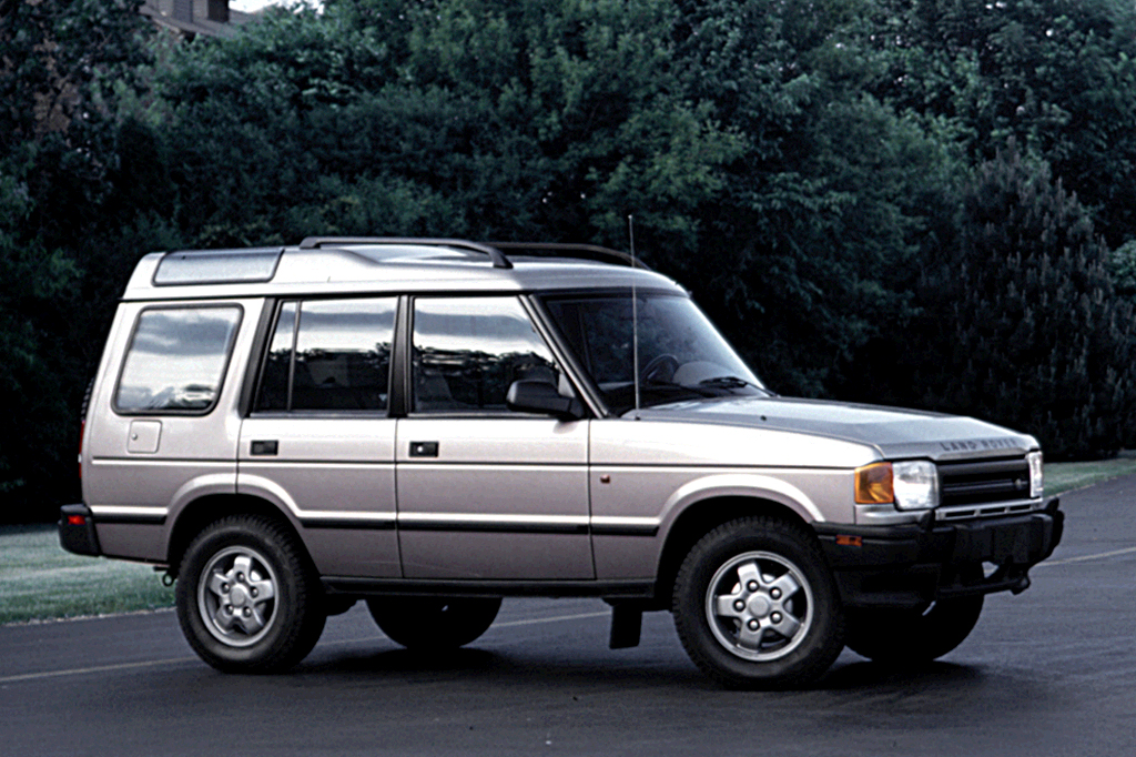 1994-98 Land Rover Discovery | Consumer Guide Auto