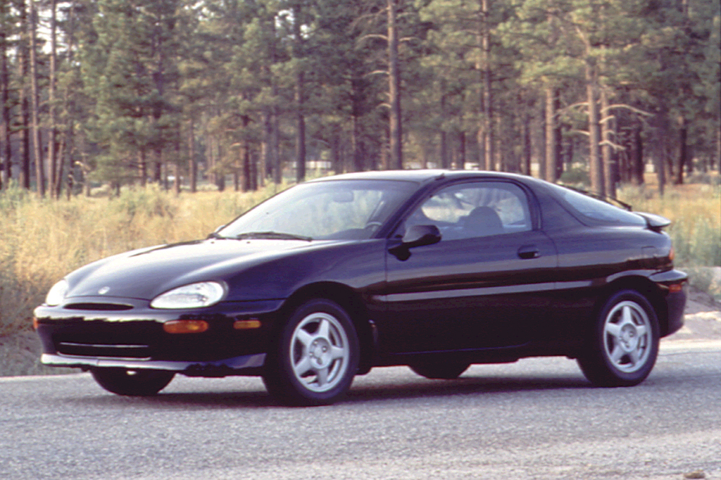 Extended Warranty For Used Cars >> 1992-95 Mazda MX-3 | Consumer Guide Auto