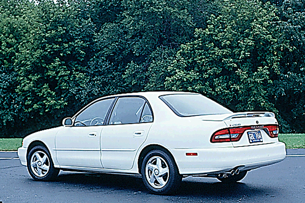 galant 1995 specifications
