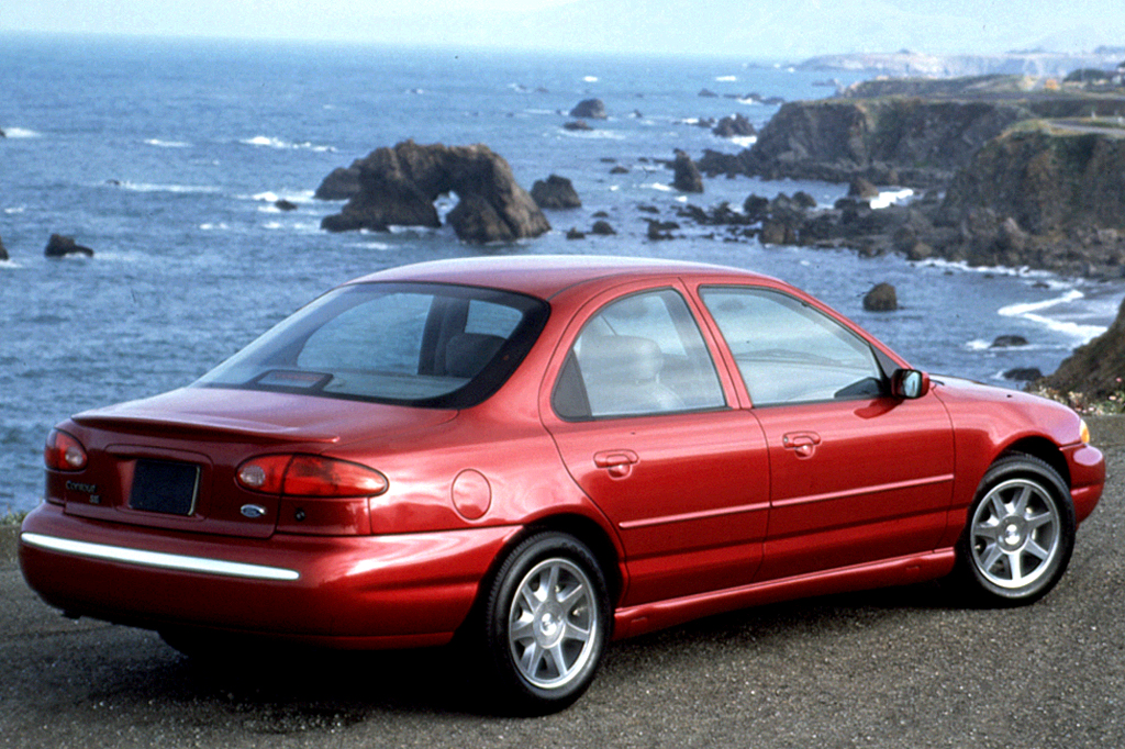 The Best 1996 Ford Contour Gl