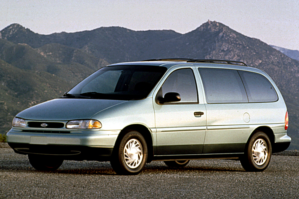 Ford Extended Warranty >> 1995-98 Ford Windstar | Consumer Guide Auto