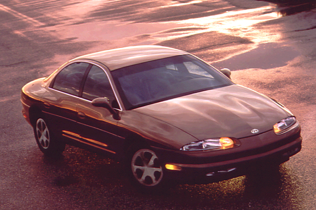 Used Japanese Engines >> 1995-99 Oldsmobile Aurora | Consumer Guide Auto