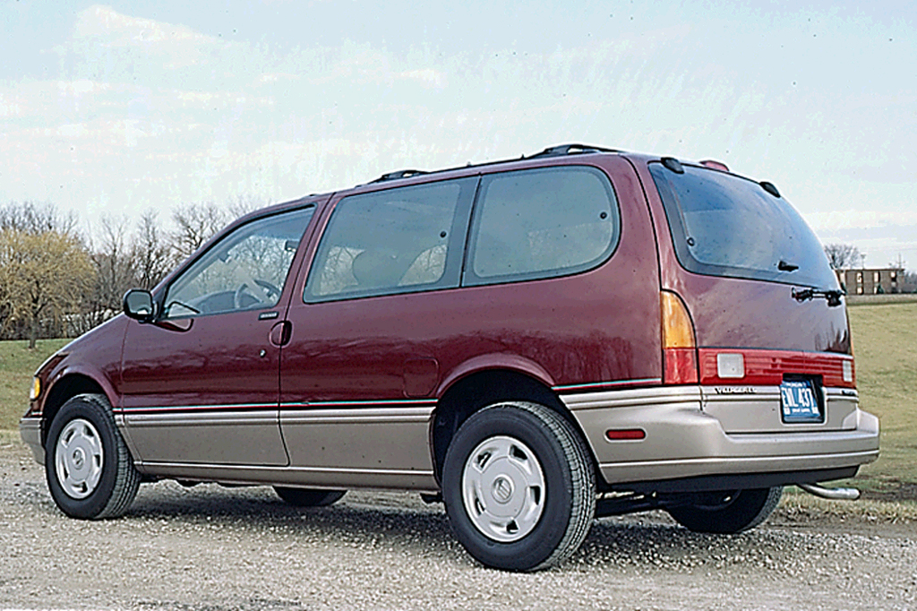 1993 98 mercury villager consumer guide autoMercury Villager Minivan #9