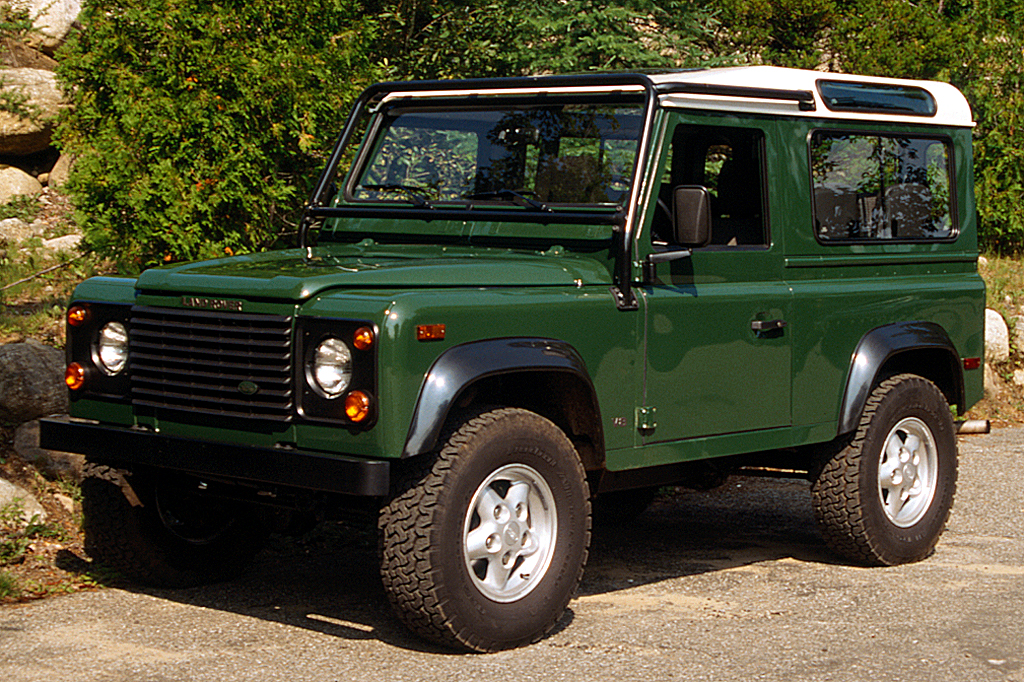 news to in re classic a my was being for old brief ph s new sale jlr going defender take knew litre be i batch drive pistonheads of one land rover around driven landrover engineered