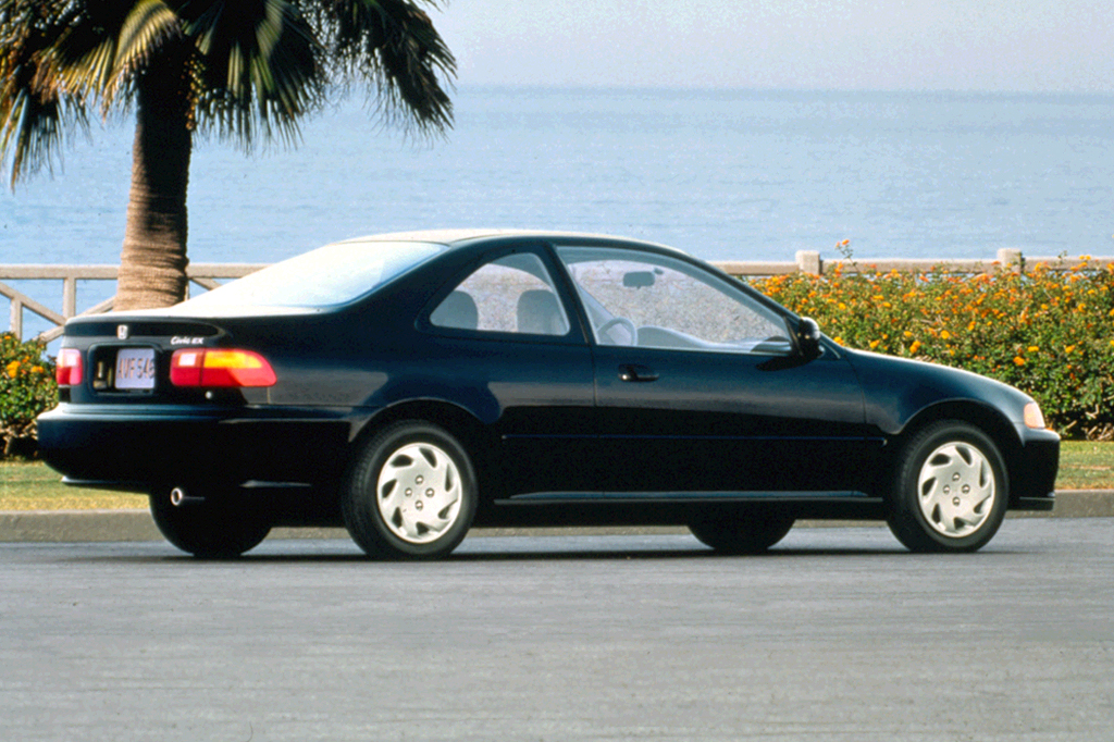 95 civic coupe
