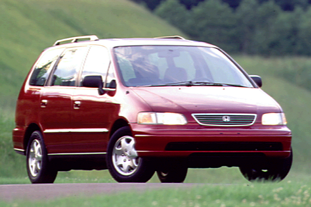 Best Extended Auto Warranty >> 1995-98 Honda Odyssey | Consumer Guide Auto