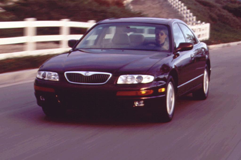 1995 02 mazda millenia consumer guide auto 1995 02 mazda millenia consumer guide