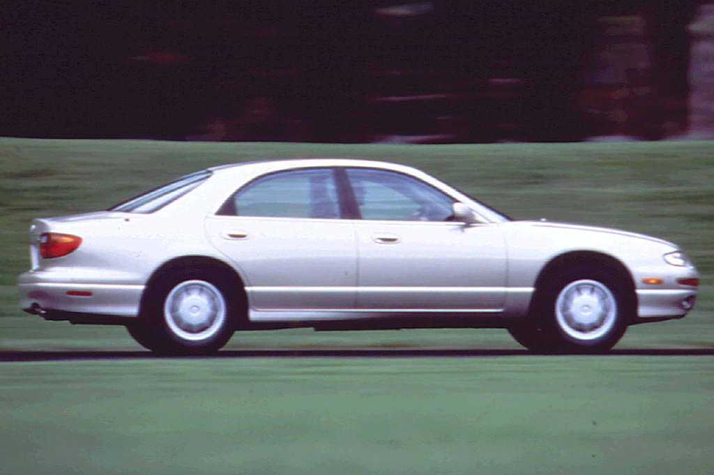 2002 mazda millenia miller cycle engine