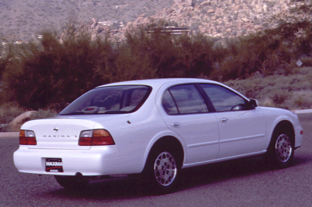 1999 nissan maxima review