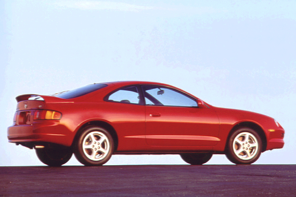1998 celica gt review