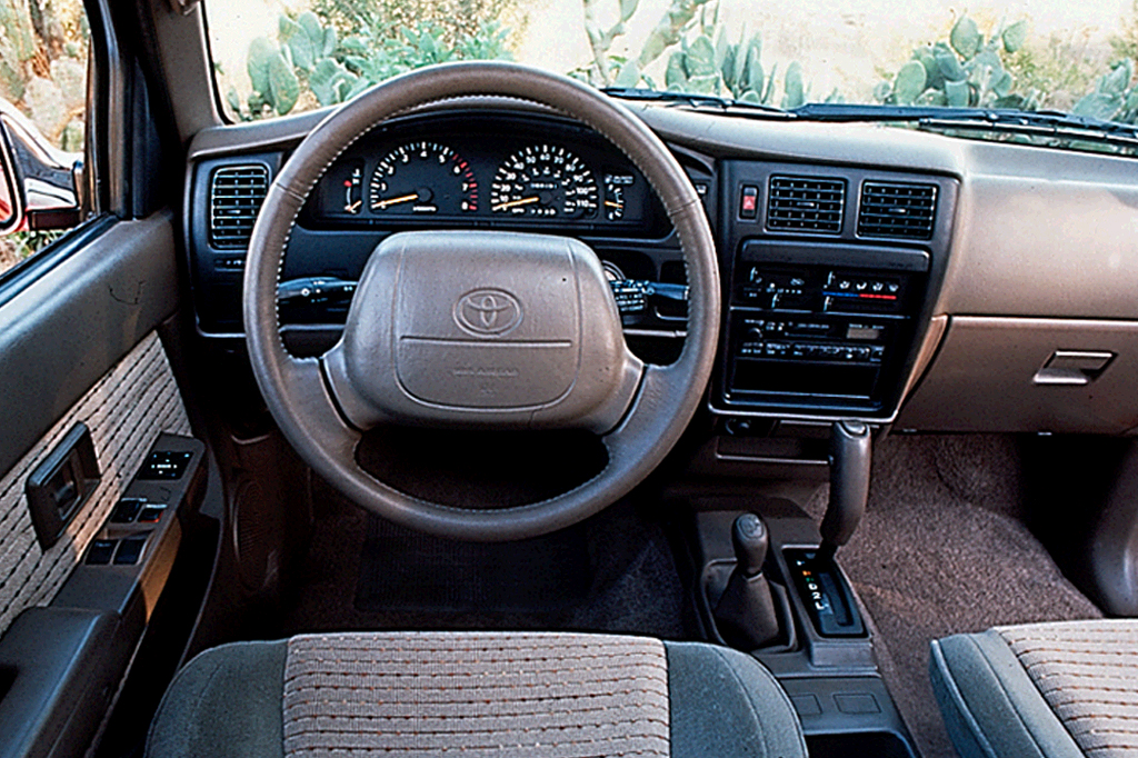 1995-04 Toyota Tacoma | Consumer Guide Auto on