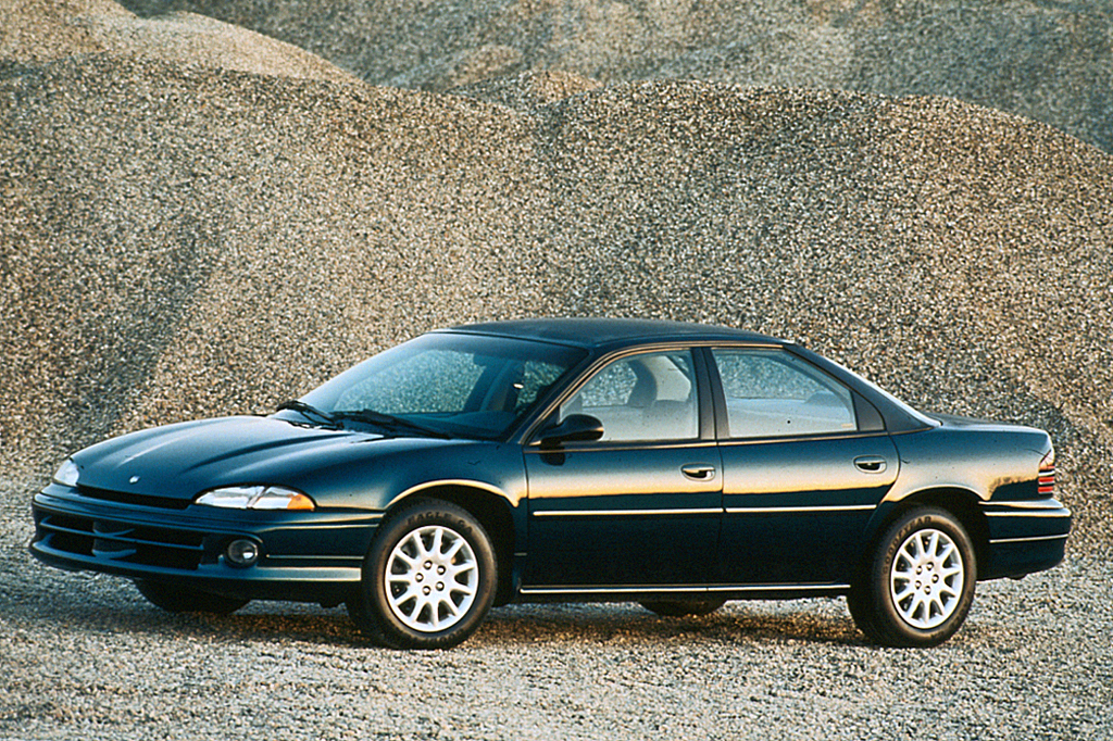 1993-97 Dodge Intrepid | Consumer Guide Auto on