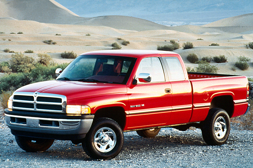 199401    Dodge       Ram    Pickup   Consumer Guide Auto